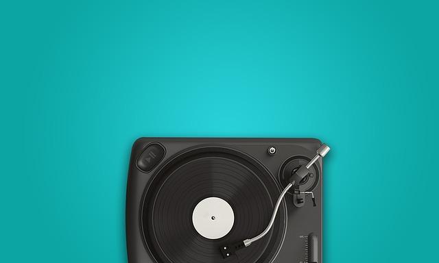 hudební přehrávač