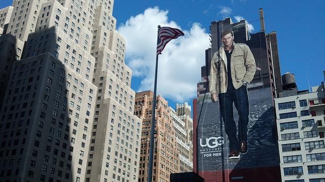 budovy v NY