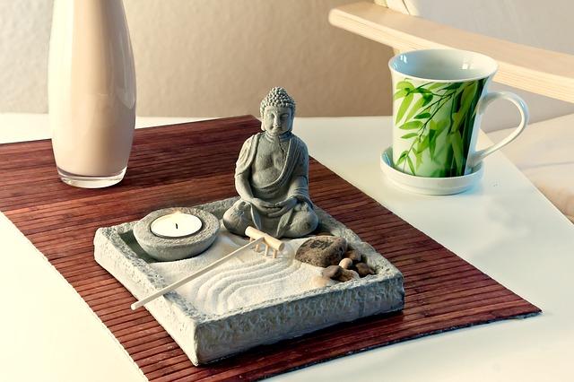 buddha s pískem