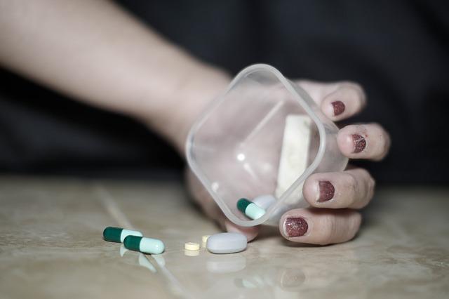 pixlička na léky