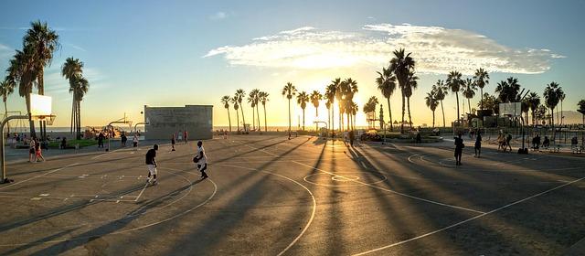 basketbal park
