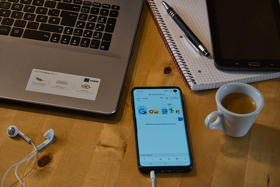 mobil u notebooku